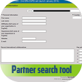 NEW Partner Search Tool now available